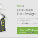 flaticon plugin for Photoshop