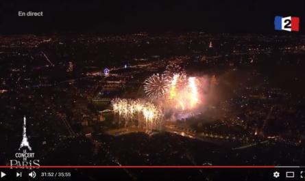 feu artifice paris 2016
