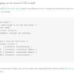 auto-play-caroussel-css3
