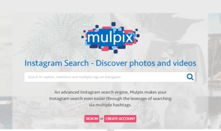 mulpix moteur de recherche instragram