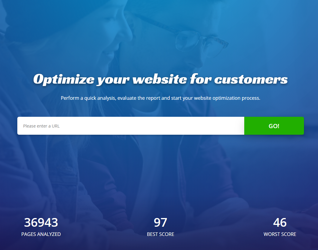 Pagelocity : une analyse de votre site en 3 axes