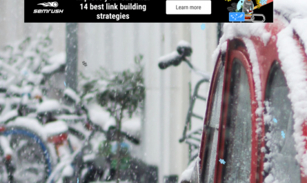 CSS Only Snow Falling Effect Demo