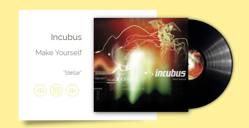 UI Challenge Week6 Audio Player