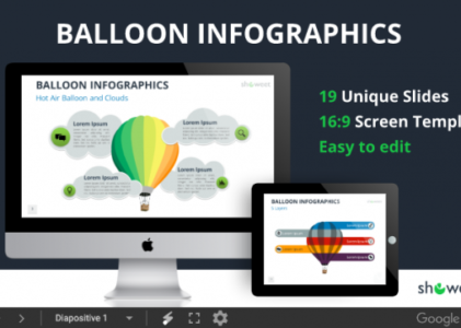 Créer des infographies à partir de 7 templates Google Slides