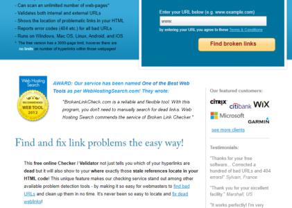3 outils incontournables pour détecter les liens cassés sur vos sites internet