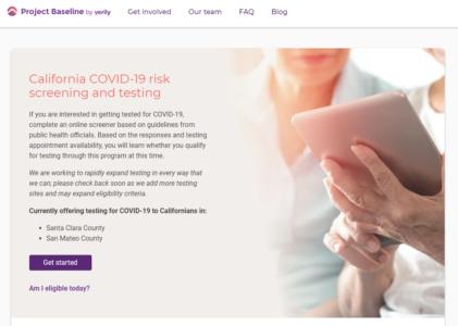 COVID-19 : un site pour vous diagnostiquer