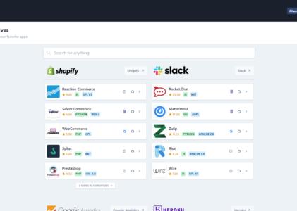 Des alternatives open source à vos logiciels