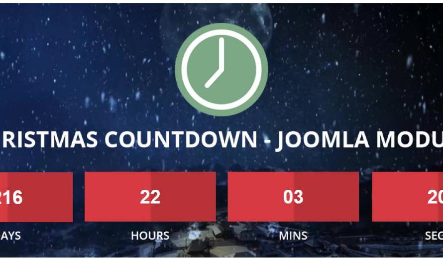 2 extensions Joomla! pour mettre votre site aux couleurs de Noël