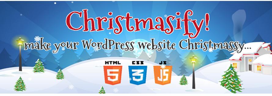 Quelques extensions pour apporter une touche festive à votre site WordPress