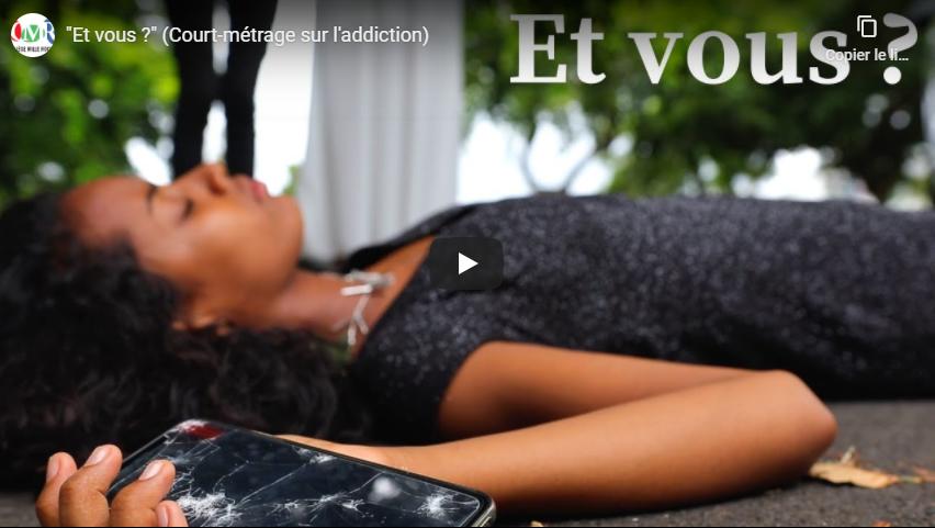 Un court métrage sur l'addiction au téléphone portable et aux réseaux sociaux