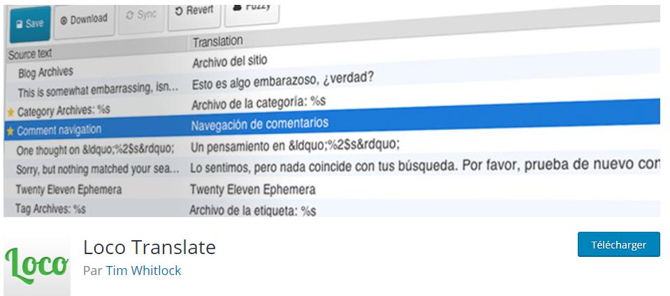 Loco Translate WordPress