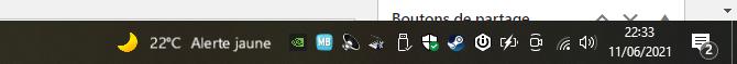 widget meteo windows 10