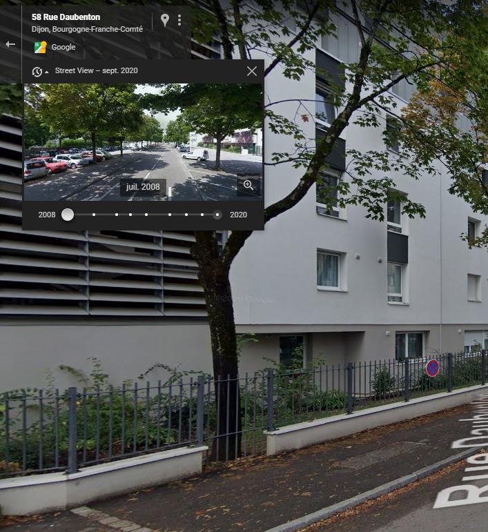 streetview2020 Dijon